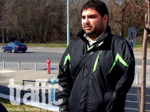 Пловдивчанин загуби ръката си при катастрофа, сега има нужда от помощ ВИДЕО
