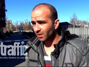 Пребитият от трима мъже Любомир: Страхувам се за живота си ВИДЕО