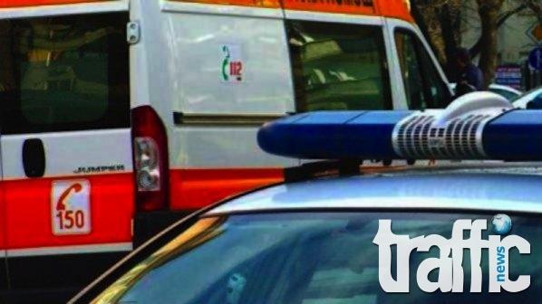Пет катастрофи в Пловдив за един ден, петима ранени