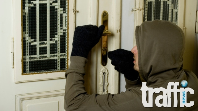 Ограбиха два апартамента в Пловдив! Собствениците се простиха с 4000 лева и 20 грама злато