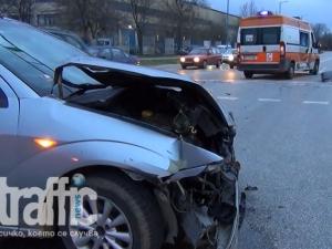 Ексклузивно: Шофьорите от катастрофата с линейка в Пловдив говорят за инцидента ВИДЕО