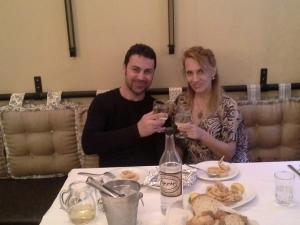 Пловдивският плейбой Дончо Георгиев заведе любимата си Патриция в Гърция