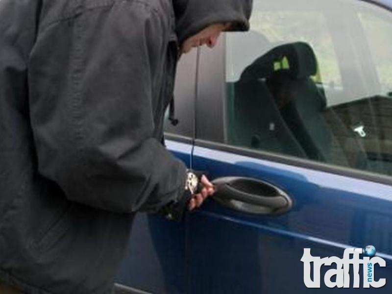 Двама младежи се опитаха да откраднат кола в Пловдив