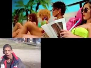 Циганин имитира афро-рапъри! 6 милиона го гледат ВИДЕО