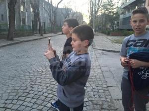 Деца-герои от Пловдив спасиха цял квартал от пожар СНИМКИ и ВИДЕО