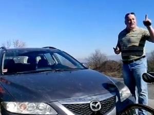 Мегаскандал: Скандално ВИДЕО взриви нета! BG прокурор гази колоездачи!