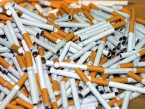 Иззеха 13 020 цигари от частен дом