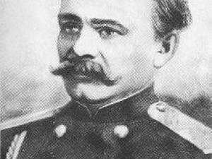 Генерал Столетов поема командването българското опълчение