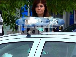 """Шофьорката, ударила пешеходец, редовно фучала из """"Кючук Париж"""" ВИДЕО"""
