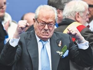 Изритаха Жан-Мари льо Пен от партията му