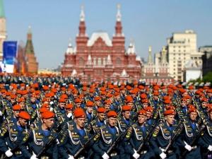 Над 7 милиарда рубли ще струва парада в Москва