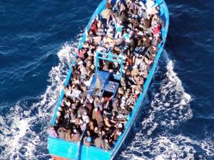 Десетки жертви на ново крушение в Средиземно море