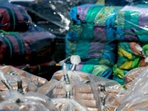 Заловиха 763 килограма наркотици на стойност 8,5 милиона долара