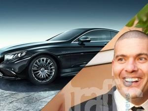Пловдивски бизнесмен се качи в мерцедес за половин милион