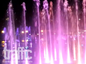 Ново зрелищно ВИДЕО показва красотата на Пеещите фонтани
