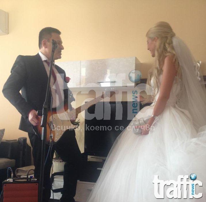 Жоро Визиото вдигна пищна сватба в панаира