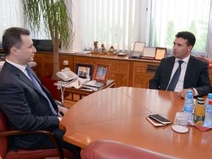 Груевски и Заев преговаряли десет часа