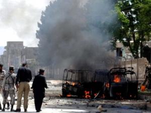 Бомба избухна в джамия, над 30 загинали