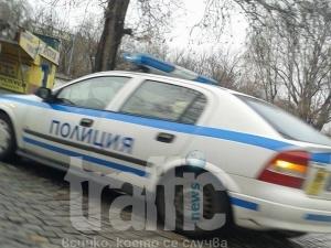 Обраха магазин в Пловдив