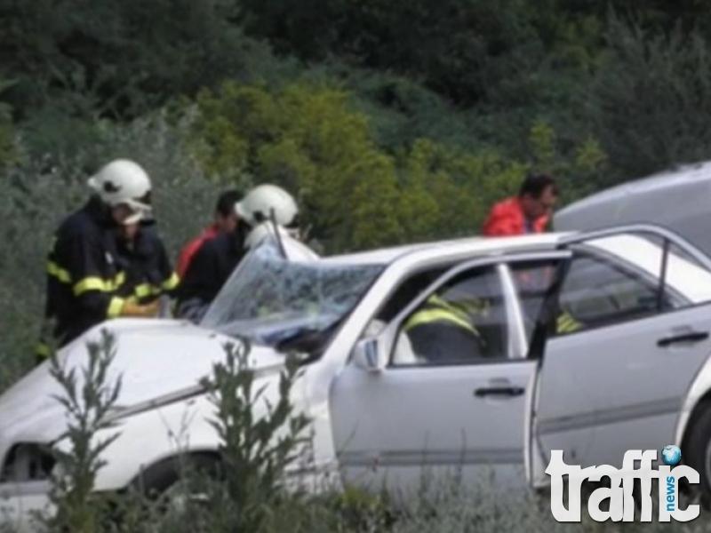 Пет катастрофи с петима загинали само за часове