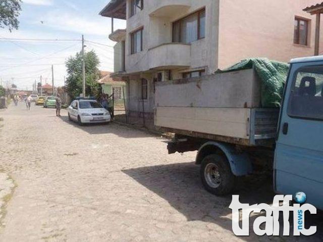Камион блъсна 3-годишно дете