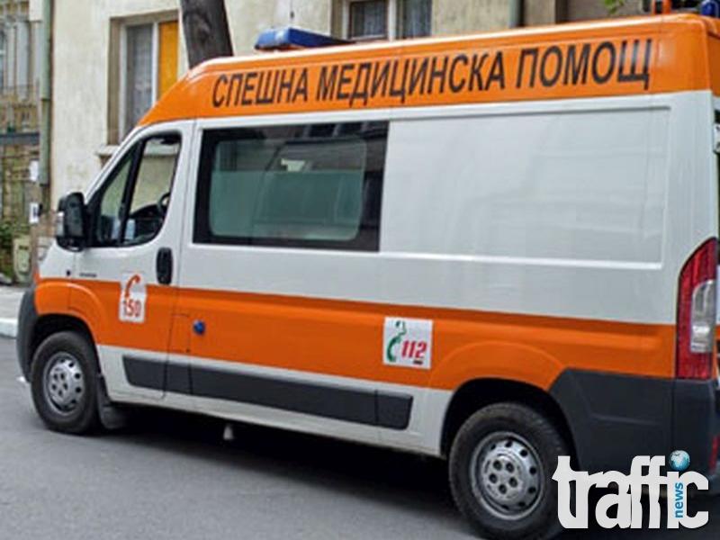 Две деца пострадаха след пътни инциденти