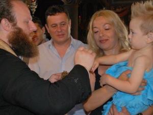 Петко Идеала стана кръстник на сина на футболиста Караманов