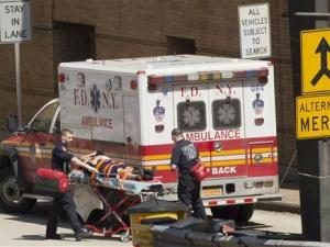31 души са в болница след катастрофа