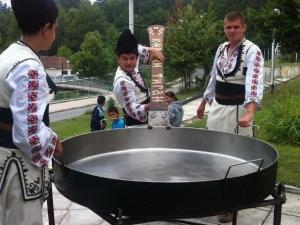 Волжките българи организират традиционния празник Сабантуй