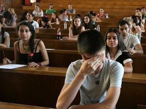Темата за кандидат-студентите в СУ е .....