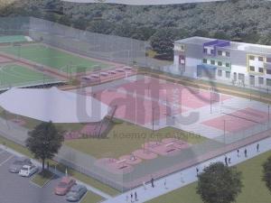 Модерен спортен комплекс вдигат край Гребната база СНИМКИ