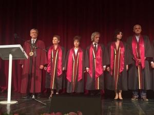 Връчват дипломите на нови професори, доценти и доктори в МУ-Пловдив