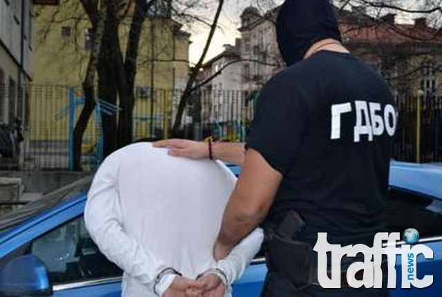 28-годишен наркодилър нападна полицай