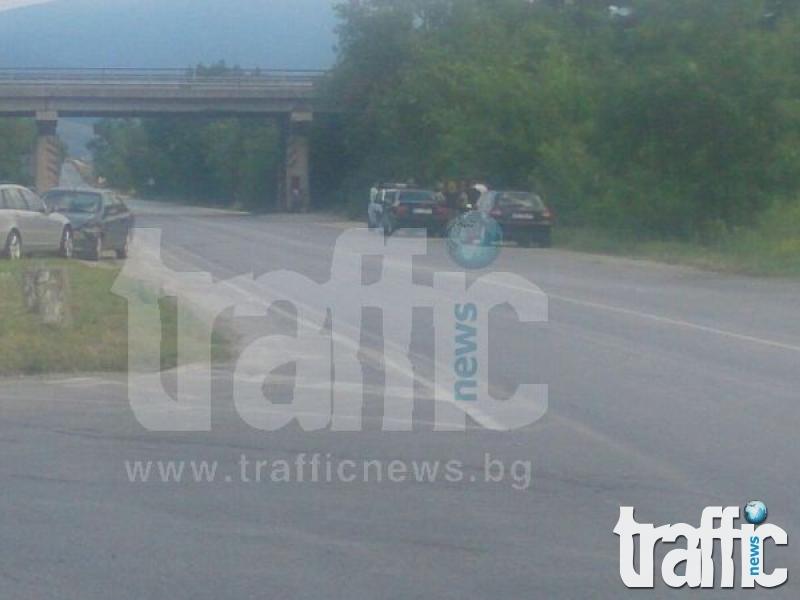 18-годишен пострада при катастрофа в Кърнаре