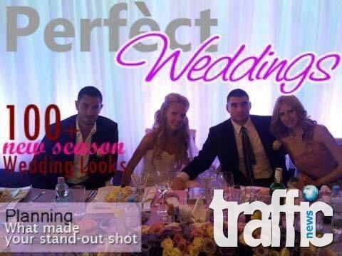 Зулата вдигна луд купон на сватбата си ВИДЕО и СНИМКИ