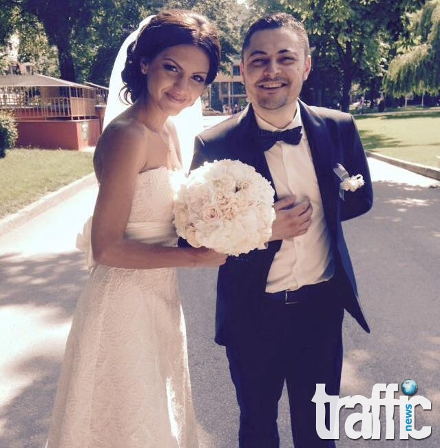 Топ -диджеят Пепо вдигна сватба в Пловдив СНИМКИ