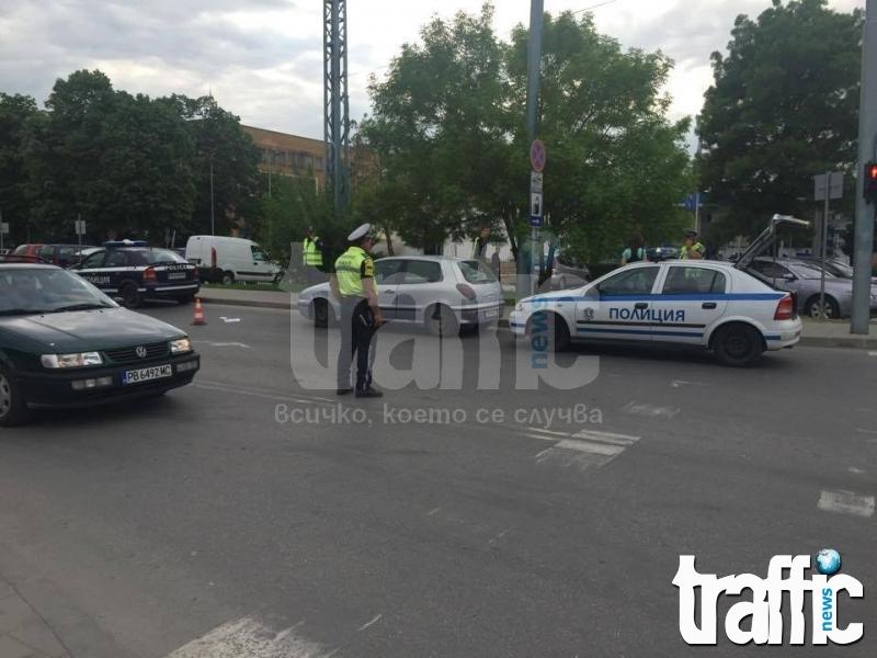 Шофьор уби пешеходец и избяга, полицията го издирва