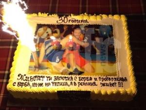 Шампиони по борба засрамиха певците на рождения ден на Иван Деливерски СНИМКИ И ВИДЕО