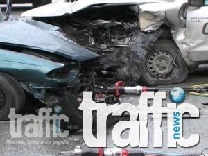 23-годишно момиче пострада след катастрофа в Пловдив