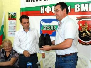 Славчо Атанасов започва срещи с пловдивчани
