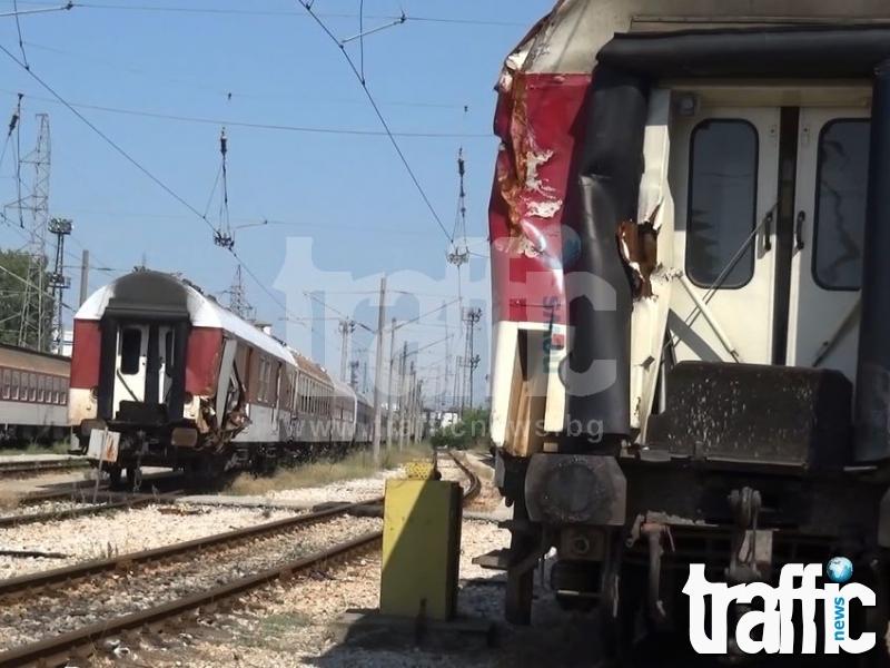 74-годишен мъж оцеля, след като беше пометен от влак