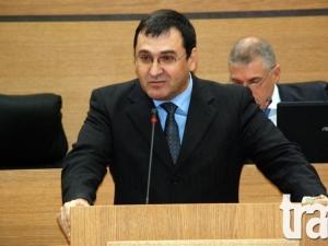 Славчо Атанасов поздрави новия шеф на полицията, даде му съвети