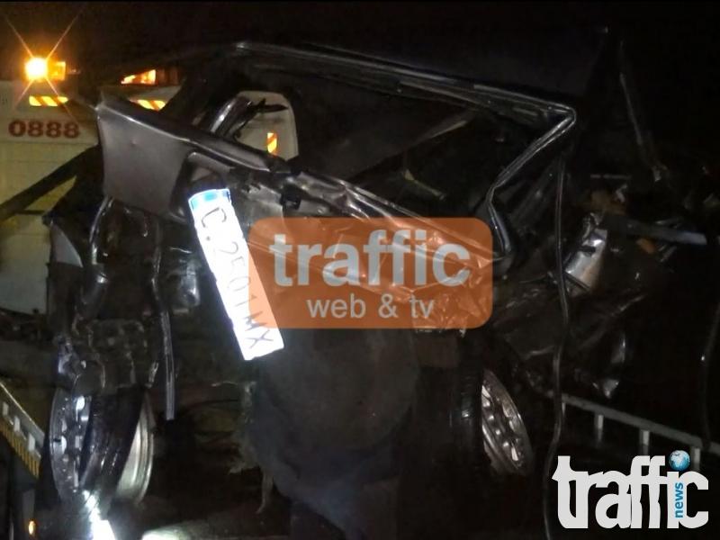 Джигитът, погубил двама на пътя Пловдив-Поповица, ранил още трима и избягал