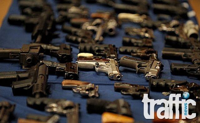 САЩ на първо място по масови престрелки