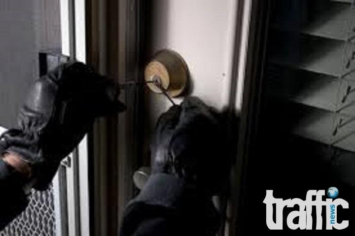 Задържаха 46- годишен мъж, ограбил апартамента на пловдивчанка