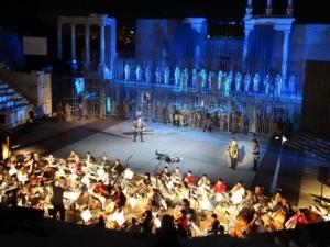 Опера продължава да оглася Античния театър и през есента