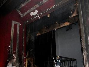 След 2 години чакане: Започва ремонтът на горялата зала в Драматичния театър