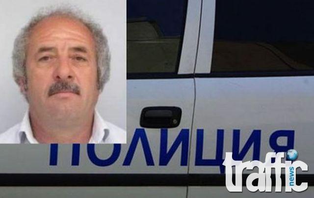 Полицията издирва мъж, заподозрян в тежко престъпление