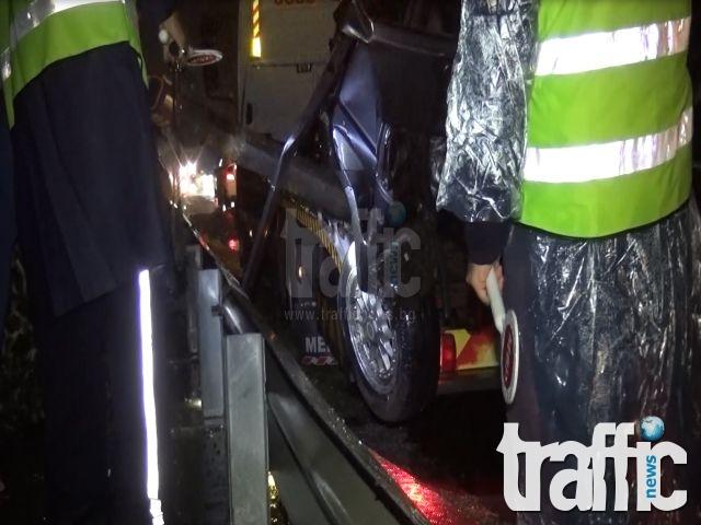Петима берат душа в пловдивска болница заради шофьори без книжка!