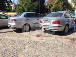 Пребиха жестоко собственик на заложна къща в центъра на Пловдив СНИМКИ и ВИДЕО